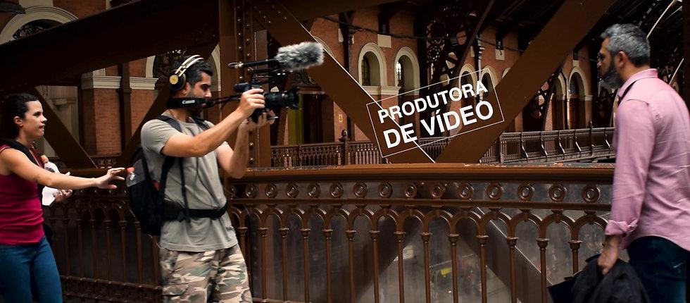 produtora de vídeo em sp
