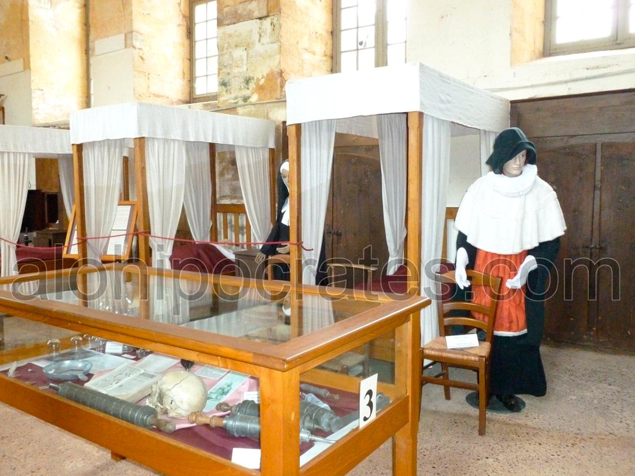 Museu História Medicina Hautefort