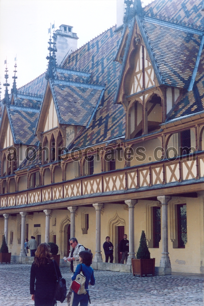 Hotel-Dieu Hospices de Beaune