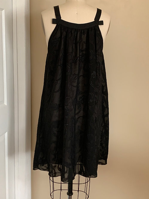 Black Lace Sundress