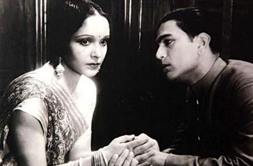 Devika Rani & Himanshu Rai