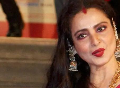 Rekha Faced Media Trial: Rhea Chakraborty's Comparison of Rekha with media trial- Bombay Talkies Tv