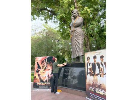 Megastar Aazaad At Chandrashekhar Azad Park Prayagraj, Allahabad.