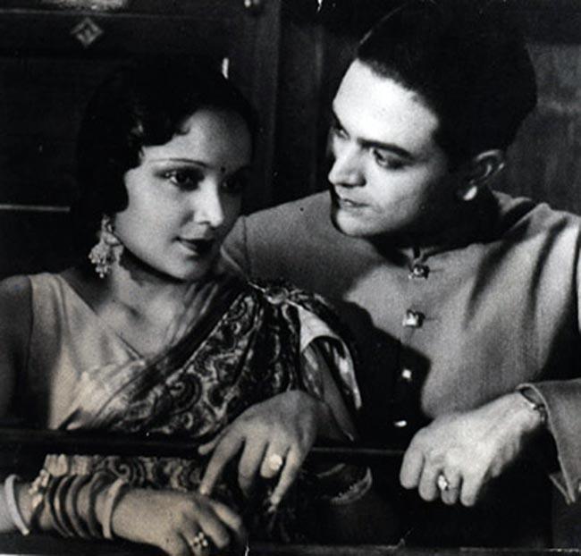 Himashu Rai & Devika Rani
