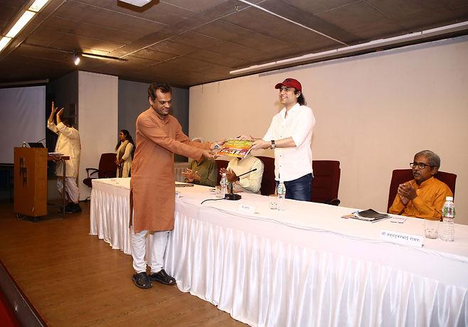 Aazaad got awarded