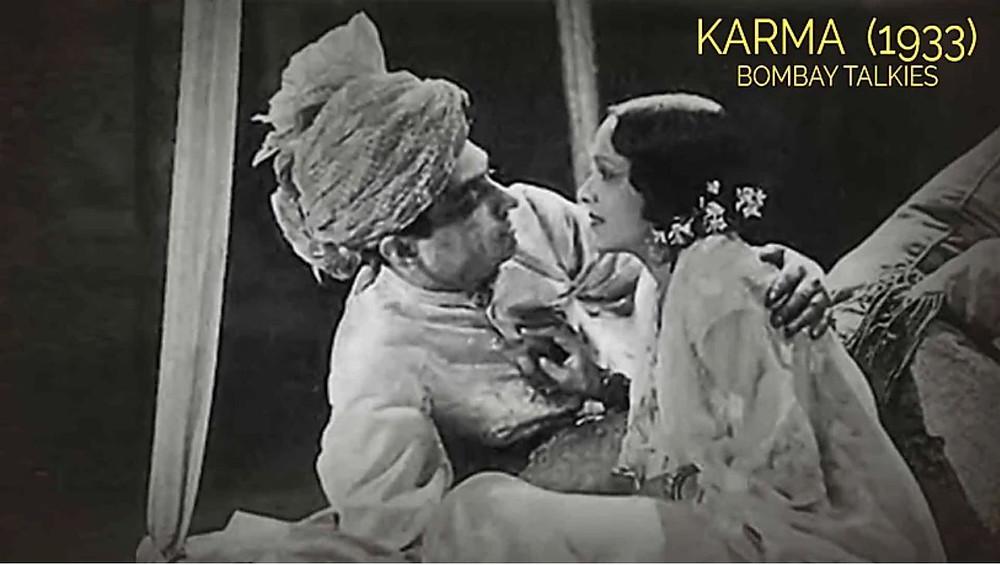 Karma Film (1933) - Bombay Talkies Films