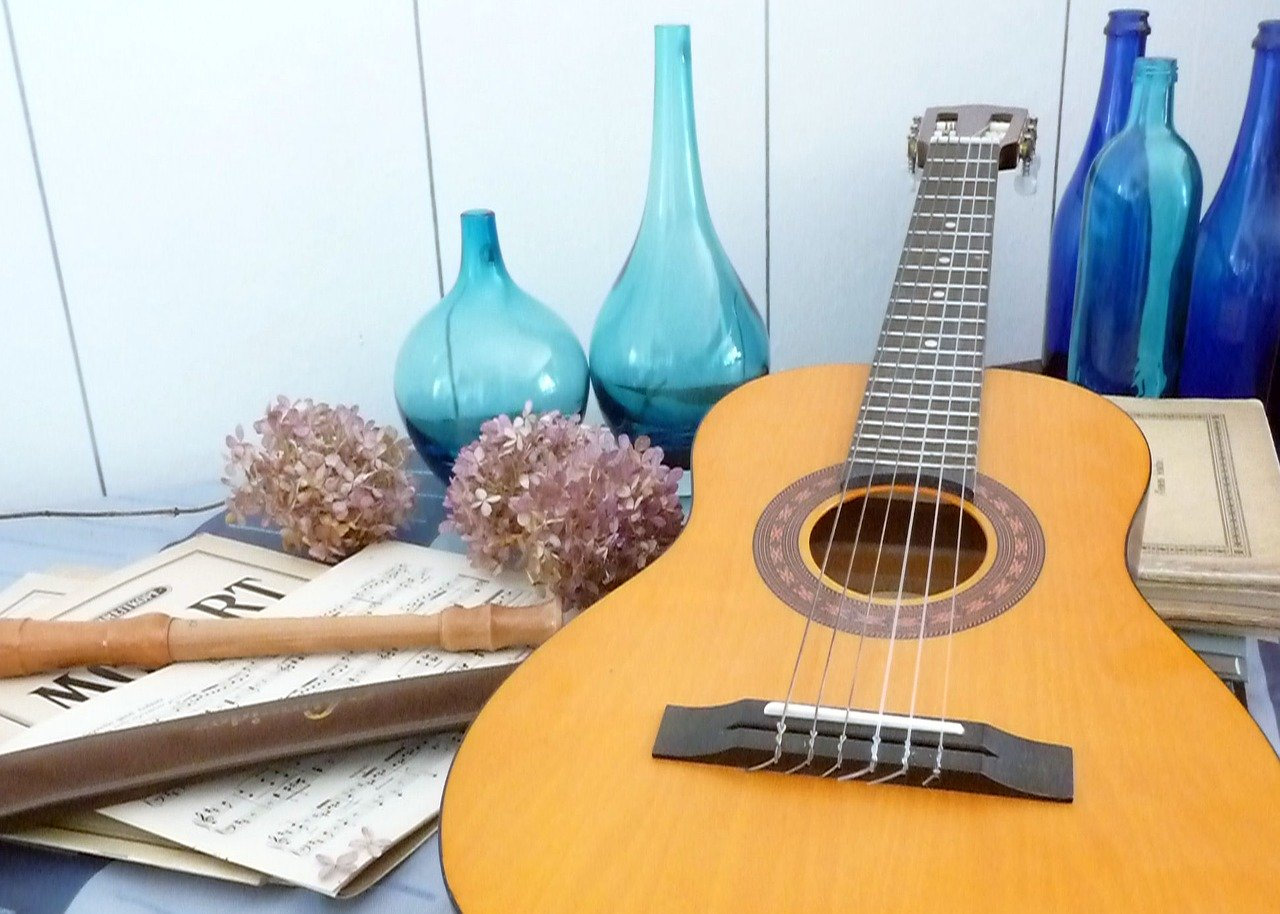 Kleingruppe: Musikunterricht (40 min)