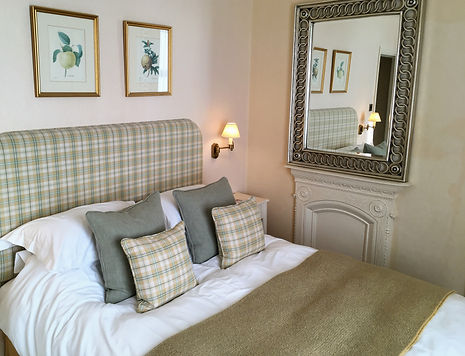 Severn family suite Old Vicarage Dolfor B&B Newtown