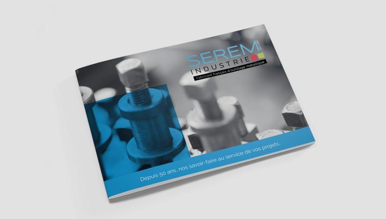 Plaquette, Serem Industrie, Fabricant d'outillage métallique, Jurançon