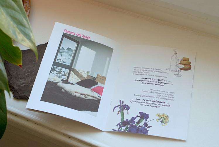 Illustration, Hôtel du Pourtalet, Restaurant, Spa, Pyrénées, Artouste