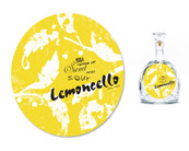 Limoncello Label
