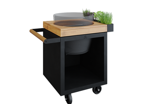 OFYR KAMADO TABLE Black 65 PRO