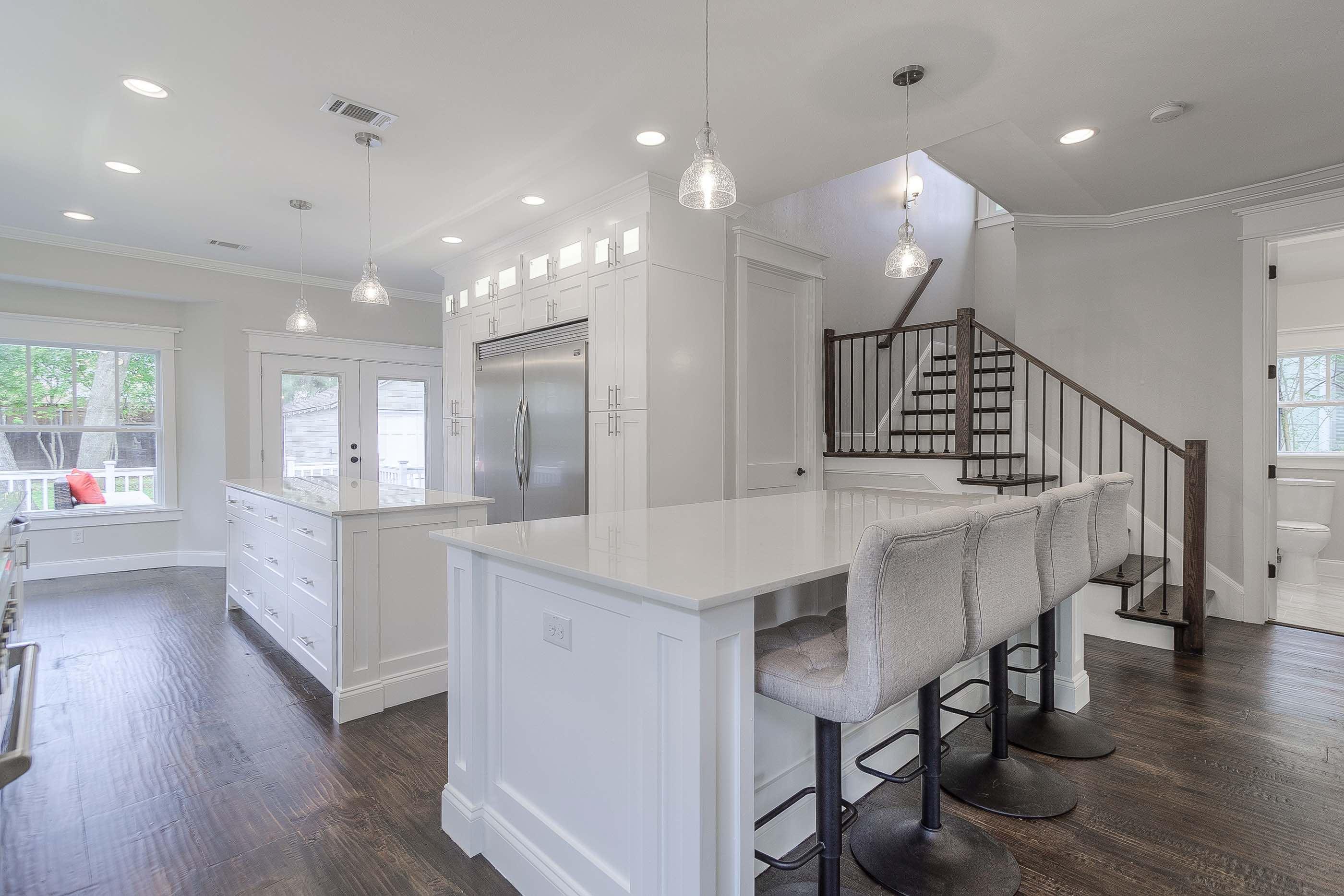 10 - kitchen - island & stairwell.jpg
