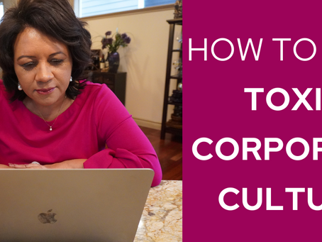 How to Fix a Toxic Corporate Culture