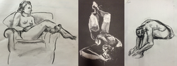 Some Life Drawings