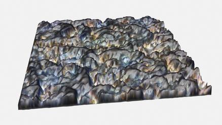 Grenaillage 3D