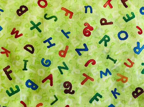 Pick Your PRINT: Letters & Numbers