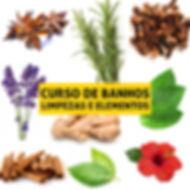 Curso de Banhos Limpezas e Elementos.001