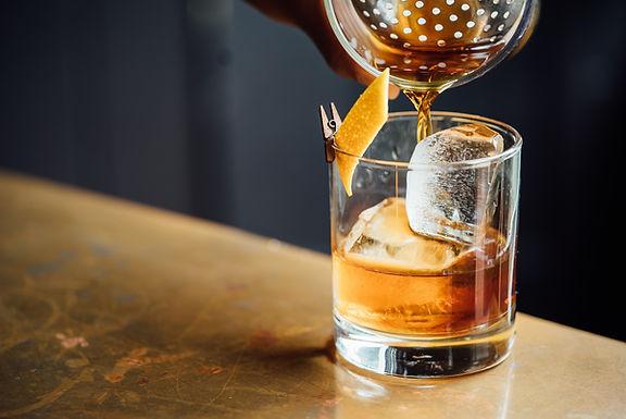 6:00 PM A Night On The Rocks: Executive Whiskey & Bourbon Tasting
