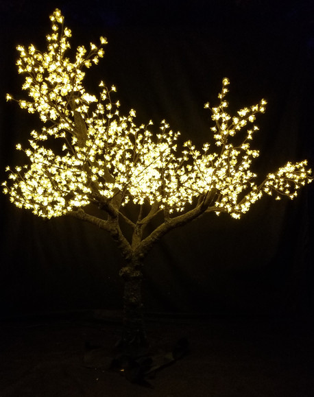12 Foot - Cherry Blossom Warm White