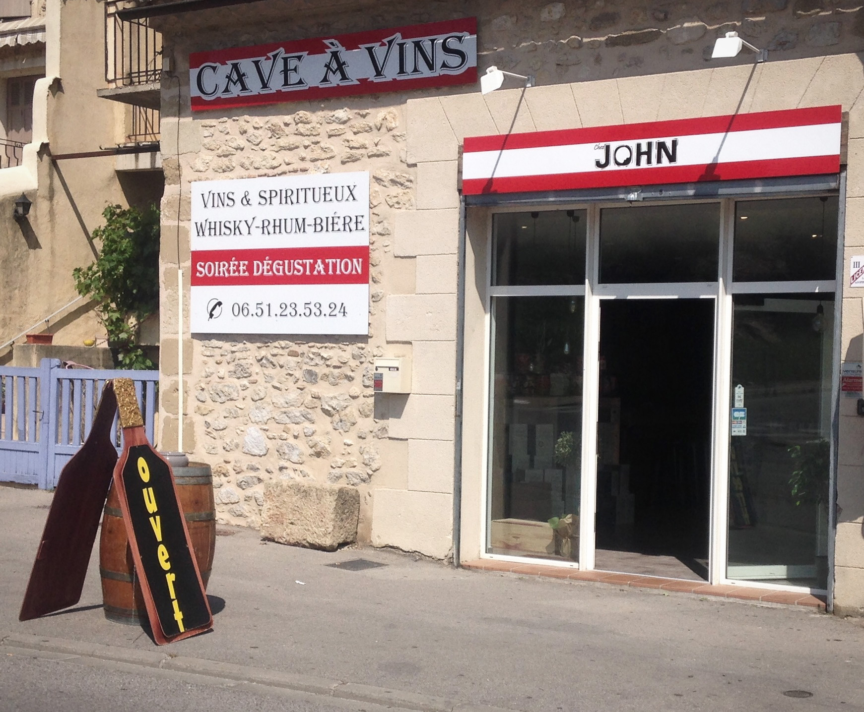 Chez John - Eyguières