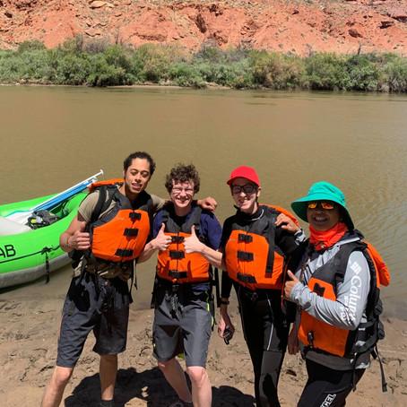 A River Rafting Romp through Moab, UT