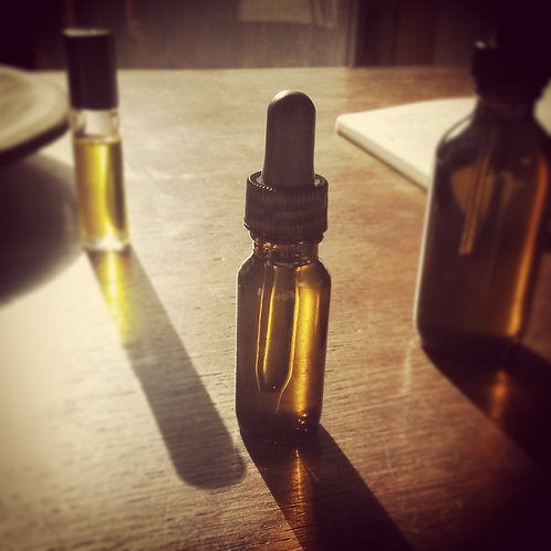1/2 oz. with Jojoba & Sunflower Carrier Oil