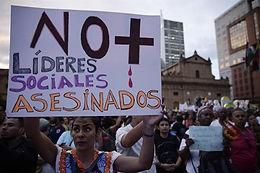 Colombia. ¿Hasta cuándo seguirá el masacre?
