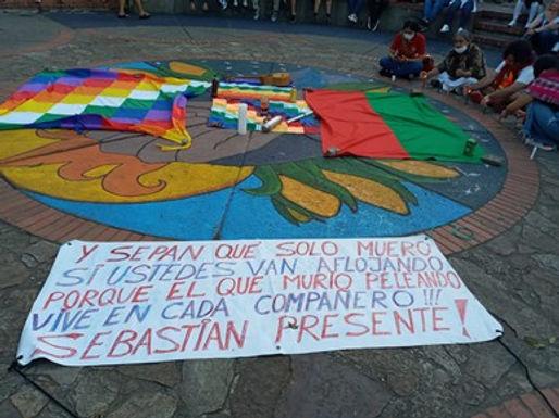 COLOMBIE / COLOMBIA. Un appel urgent / Un llamamiento urgente.