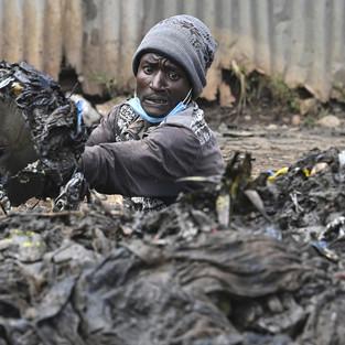 5/06/2021. L'image du jour. Environnement, Kenya.