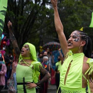 Colombie : la grève nationale est aussi LGBTQI