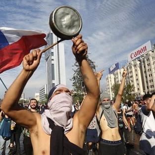 Chili : de la protestation à l'Assemblée constituante.