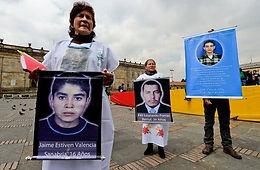 COLOMBIA. Karen Garay, de 26 años, última víctima de la guerra de las tierras.