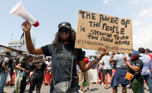 NIGERIA. Jeunesse en rébellion.