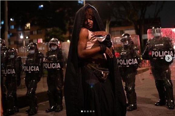 Colombia. Terror contra el pueblo.