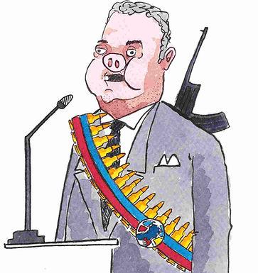 Colombia: la revolución de los Invisibles.