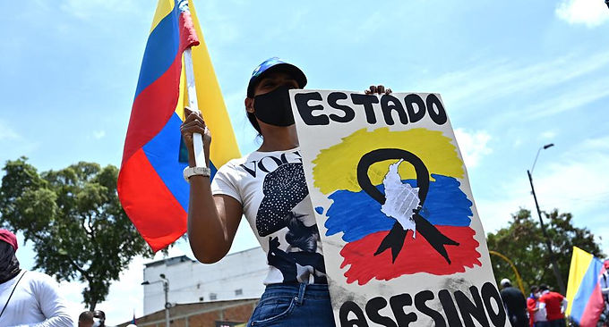 Colombie : condamnation de la Commission interaméricaine des droits de l'homme.