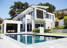 Large Modern House with Pool.webp