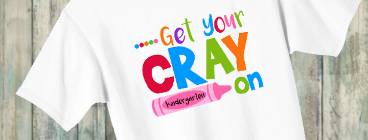 Get Your Cray On pink