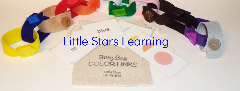 Busy Bag Color Links