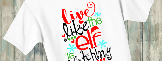 Live Like the Elf is Watching