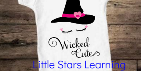 Wicked Cute Onsie/Tshirt