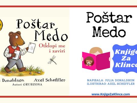 Poštar Medo - Slikovnica Za Otvaranje - Video Slikovnica, bajka, basna za djecu