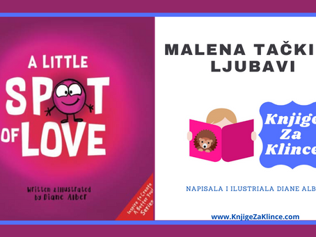 Malena Tačkica Ljubavi - Priča o pet jezika ljubavi