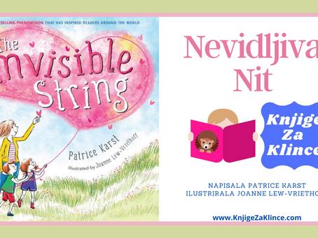 Nevidljiva Nit - Priča za pomoć za anksioznu djecu