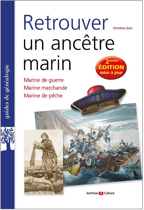 Retrouver un ancêtre marin