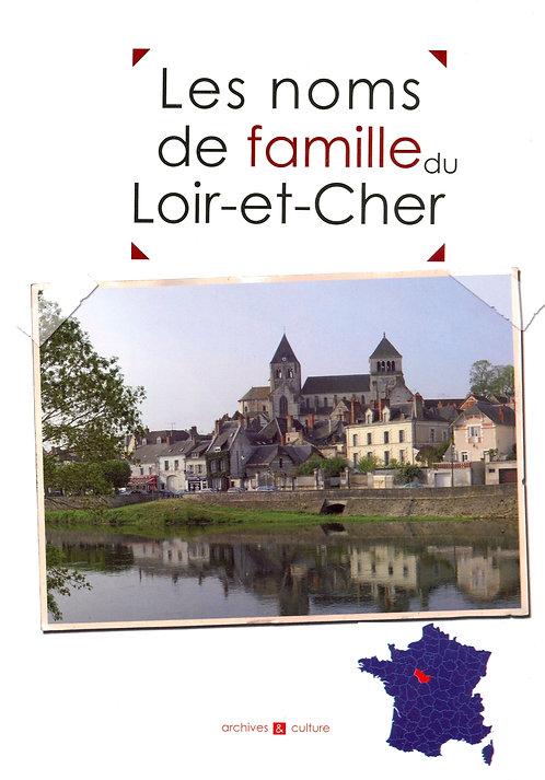 Les noms de famille du Loir-et-Cher
