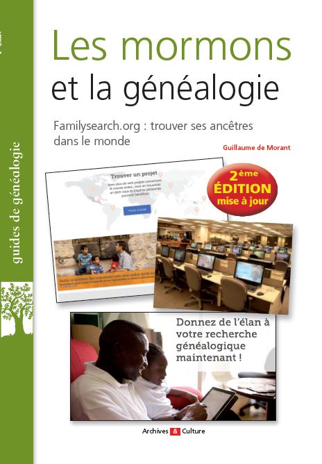 Les mormons et la généalogie - FamilySearch : trouver ses ancêtres dans le monde