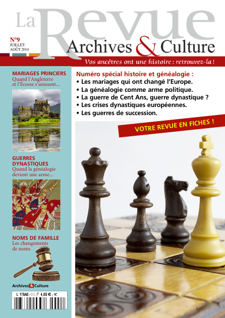 Revue Archives & Culture n° 9