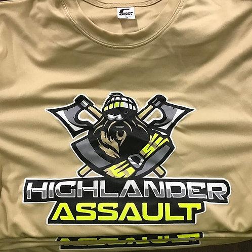 Highlander Assault Tech Shirt